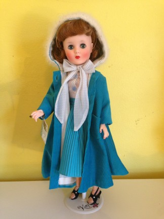 Robert's doll, now in my collection: Sweet Sue (1957)